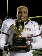 Taylor Jones, Football Recruit, Class of 2013